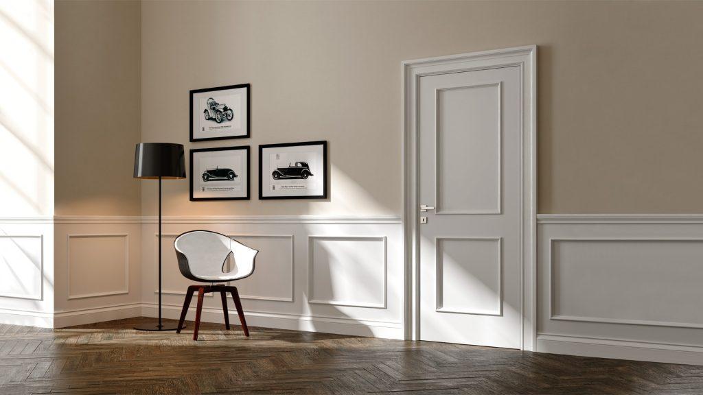 Boiserie de gesso la laccatura su gesso di bologna for Muri interni decorati